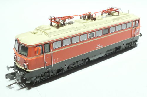 Jägerndorfer JC64030 ÖBB 1142 701-0 orange
