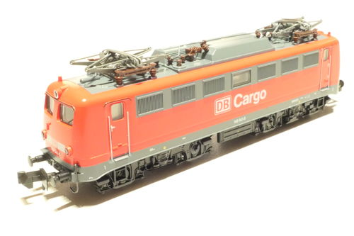 Hobbytrain H2836 DB Cargo 140 041-5 red