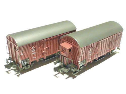 Hobbytrain H24913 DB 2teil. Set Oppeln brown