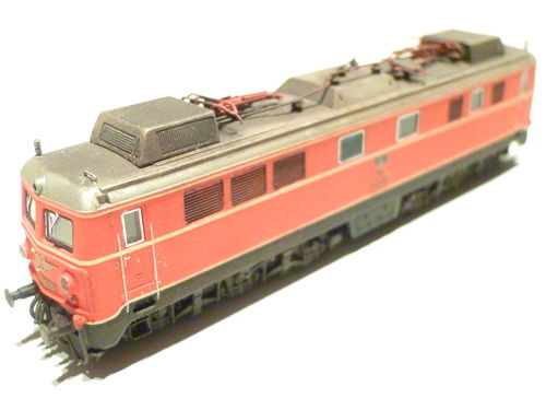 MTR Kleinserie ÖBB 1110.505 orange