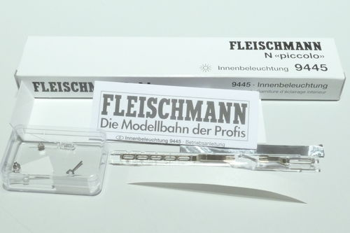 Fleischmann 9445 Interior lighting f. dare