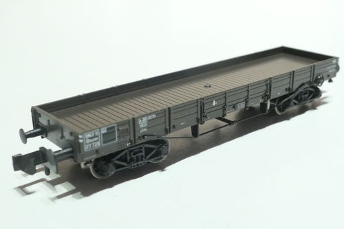 Fleischmann 826202 SNCF 4axl. car brown