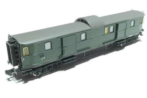 Fleischmann 804001 DB baggage car green