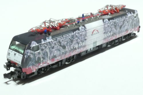 Hobbytrain H2926 DB AG/TX Logistik 189 997-0 colorfull