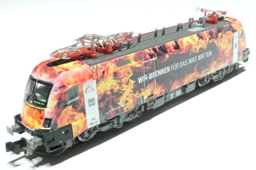 Hobbytrain H2779 DB AG/TX Logistik 182 572-8 colorfull