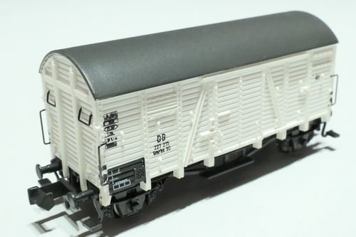 Hobbytrain H24915 DB box car white