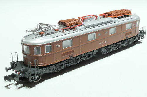 Hobbytran H10183 BLS Ae 6/8 203 brown