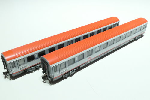 LS-Models 77132 ÖBB 2x 2nd class EC car