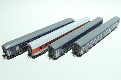 LS-Models 97035 ÖBB 4piec. NightJet blue