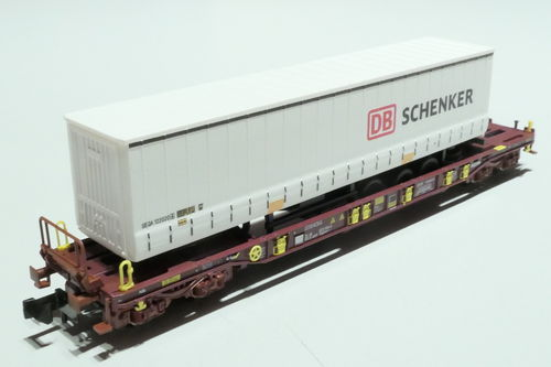 Fleischmann 825050 DB AG trailer car T3