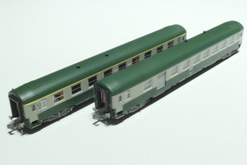REE Models NW-148 SNCF 2x passenger car