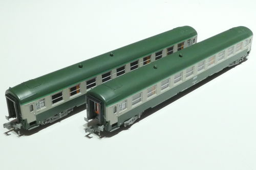 REE Models NW-144 SNCF 2x passenger car