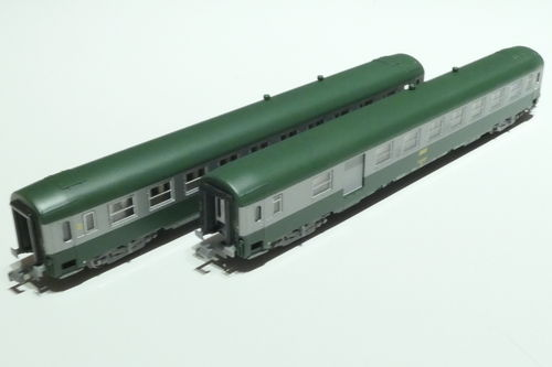 REE Models NW-150 SNCF 2x passenger car