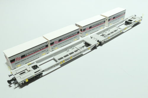 Fleischmann 825011 DB AG/AAE container car