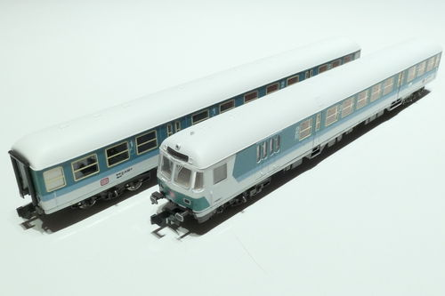 Minitrix 15467 2teil Regional-Express-Set