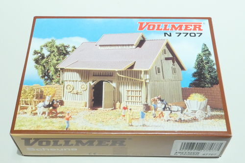 Vollmer 47707 barn kit