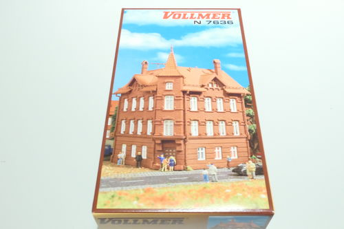 Vollmer 47636 Kit Railwaymen residential building