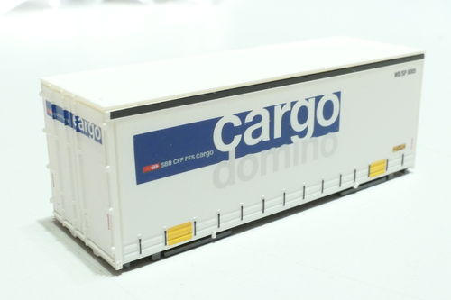 Fleischmann L29 1x alternating bridge Cargo Domino 8252